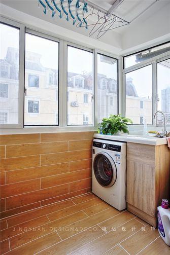 120平米三室两厅北欧风格阳光房图片