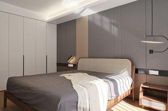 140平米三室两厅日式风格卧室设计图