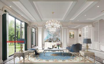 20万以上140平米别墅法式风格客厅图