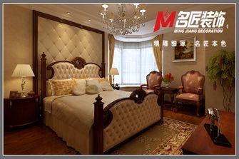 豪华型140平米复式欧式风格卧室图片大全