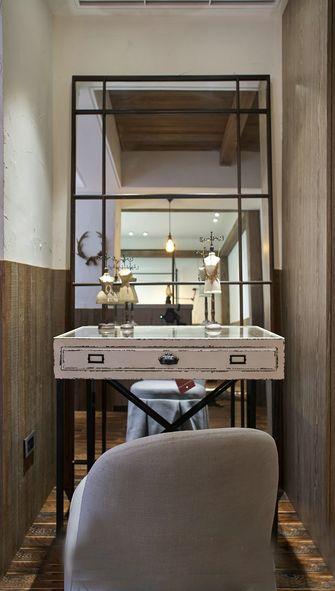经济型90平米三室一厅中式风格梳妆台图片