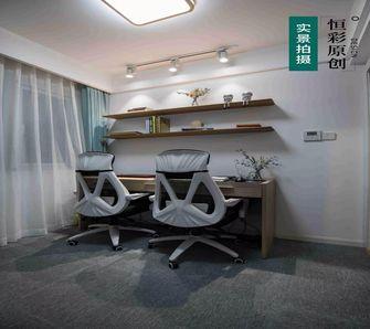 80平米三室两厅欧式风格阳光房欣赏图