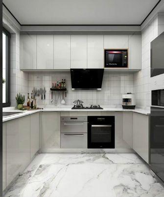 140平米四室一厅现代简约风格厨房图片