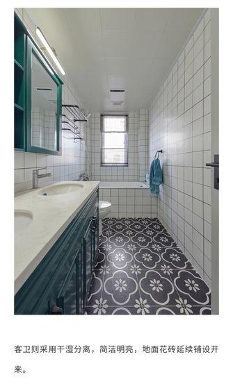140平米三室三厅日式风格卫生间效果图