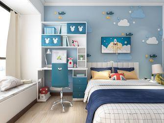 120平米三现代简约风格儿童房图片大全