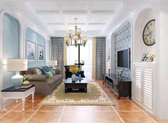 140平米四室三厅地中海风格其他区域设计图