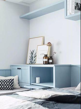70平米三北欧风格卧室设计图