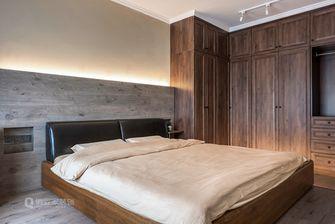 120平米四室两厅日式风格卧室装修案例