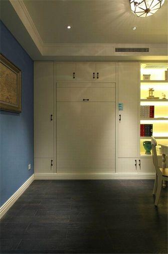 经济型110平米三室一厅地中海风格健身室装修图片大全