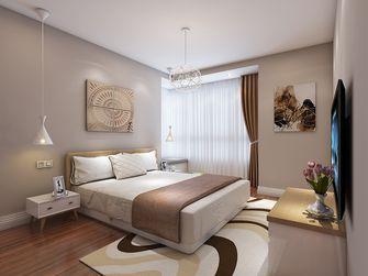 90平米一室两厅宜家风格卧室设计图