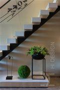 20万以上50平米现代简约风格楼梯装修图片大全