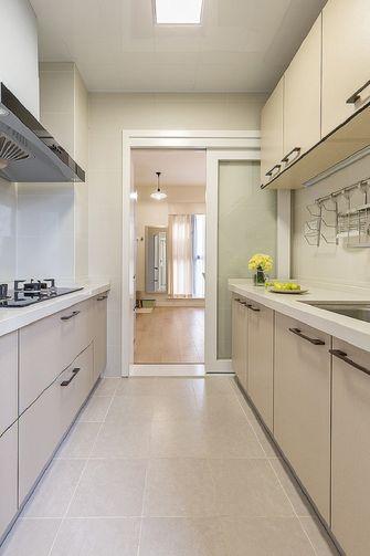 90平米三现代简约风格厨房效果图