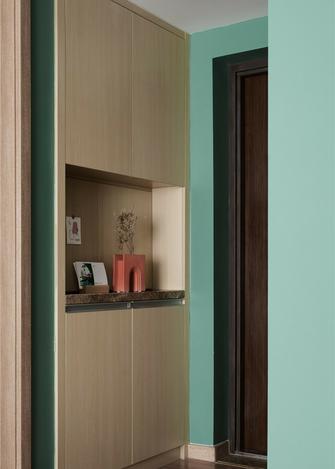 80平米四室两厅北欧风格玄关装修效果图