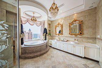 140平米四室两厅法式风格卫生间图片
