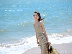 蓝海旅行摄影写真