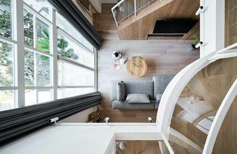 140平米四室三厅北欧风格阳台装修图片大全