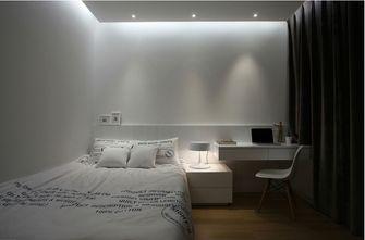 130平米四室一厅现代简约风格卧室装修图片大全