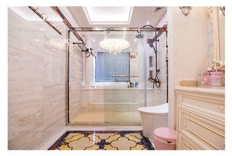 20万以上140平米四室三厅法式风格卫生间欣赏图