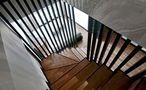 60平米复式其他风格楼梯间装修效果图