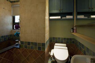 110平米美式风格卫生间图