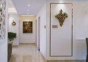 120平米三室两厅其他风格走廊图片大全
