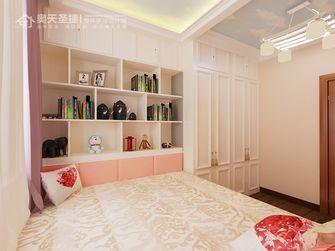 经济型110平米三室两厅欧式风格青少年房图