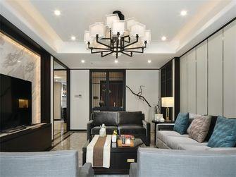 120平米四室两厅中式风格客厅图