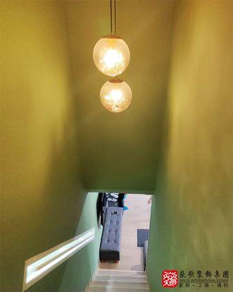 50平米小户型混搭风格楼梯间图片大全