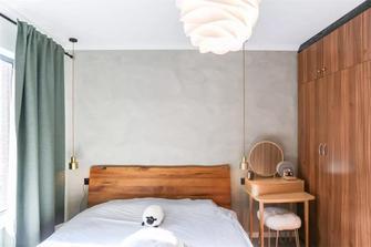 50平米北欧风格卧室欣赏图