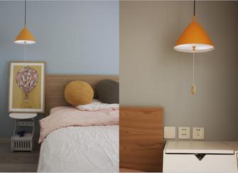 80平米一室一厅宜家风格卧室装修图片大全