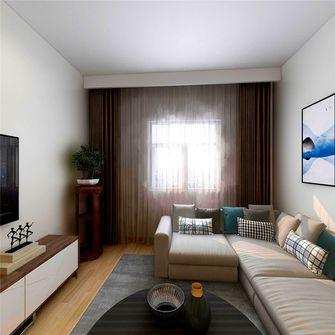 100平米三室两厅中式风格客厅图片