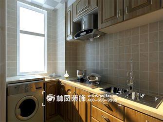 经济型100平米三室两厅欧式风格厨房效果图
