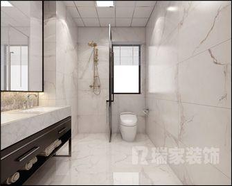 140平米四欧式风格卫生间设计图