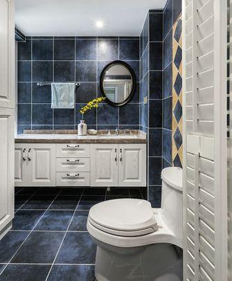 110平米三室一厅美式风格卫生间装修效果图