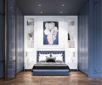 110平米公寓欧式风格卧室图