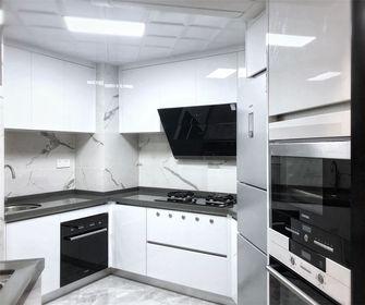 100平米三室两厅宜家风格厨房欣赏图