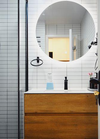 50平米公寓日式风格卫生间装修效果图