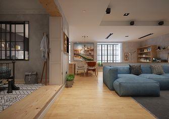 120平米三室两厅欧式风格走廊欣赏图