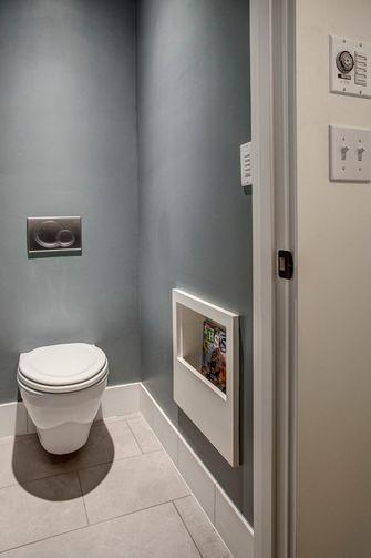 140平米复式新古典风格卫生间图片大全