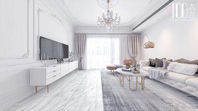 140平米四室一厅法式风格客厅欣赏图