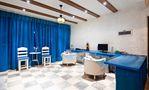 10-15万140平米复式地中海风格影音室效果图