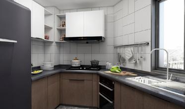 100平米三欧式风格厨房装修案例