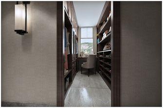 140平米四室两厅中式风格衣帽间装修效果图