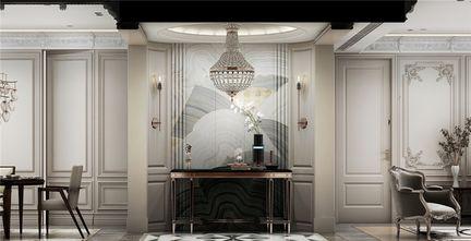 140平米三室两厅法式风格玄关图