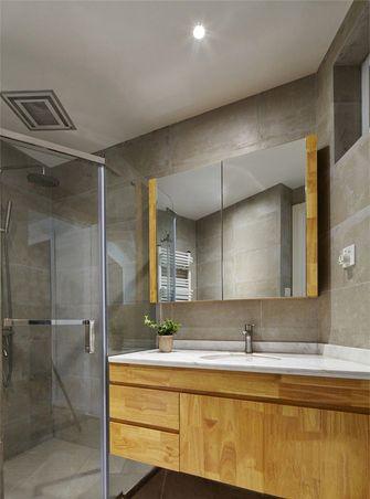 90平米三室一厅宜家风格卫生间图