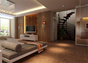 经济型140平米复式现代简约风格楼梯设计图