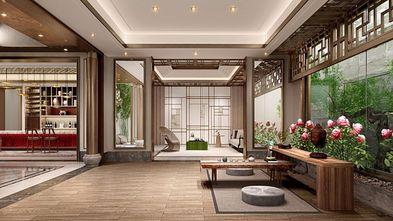 30平米以下超小户型中式风格客厅效果图