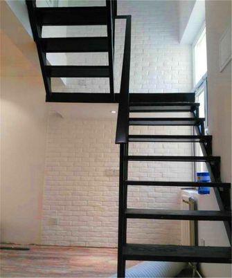 富裕型30平米小户型其他风格楼梯间装修效果图