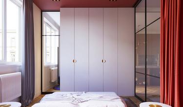 60平米公寓东南亚风格卧室装修效果图