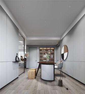 70平米现代简约风格书房装修案例